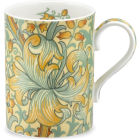 Buy Pimpernel William Morris Golden Lily Mug Slate & Manilla at Louis Potts