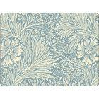Pimpernel William Morris Marigold Blue Placemats Set of 6