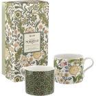 Buy Pimpernel William Morris Mug Set of 2 Wilhelmina & Brophy Trellis at Louis Potts