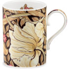 Buy Pimpernel William Morris Pimpernel Mug Fig & Sisal at Louis Potts