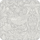 Buy Pimpernel William Morris Pure Morris Strawberry Thief Grey Coasters Set of 6 at Louis Potts