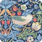 Pimpernel William Morris Strawberry Thief Blue Coasters Set of 6