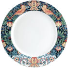 Buy Pimpernel William Morris Strawberry Thief Coloured Dinner Plate 27cm at Louis Potts