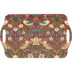 Buy Pimpernel William Morris Strawberry Thief Red Large Tray at Louis Potts