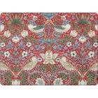Buy Pimpernel William Morris Strawberry Thief Red Placemats Set of 6 at Louis Potts