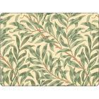Buy Pimpernel William Morris Willow Bough Green Placemats Set of 6 at Louis Potts