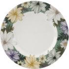Buy Portmeirion Atrium Side Plate 22.5cm Floral at Louis Potts