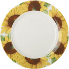 Buy Portmeirion Botanic Blooms Dinner Plate 28cm Sunflower at Louis Potts