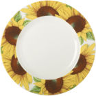 Buy Portmeirion Botanic Blooms Salad Plate 22.5cm Sunflower at Louis Potts