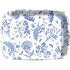 Buy Portmeirion Botanic Blue Large Tray at Louis Potts