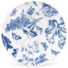 Buy Portmeirion Botanic Blue Plate 15cm at Louis Potts