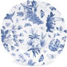 Buy Portmeirion Botanic Blue Plate 21cm at Louis Potts