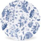 Buy Portmeirion Botanic Blue Plate 27cm at Louis Potts