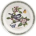 Buy Portmeirion Botanic Garden Birds Plate 20cm (Chickadee) at Louis Potts