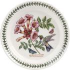 Buy Portmeirion Botanic Garden Birds Plate 20cm (Ruby-ThroatedHummingbird) at Louis Potts