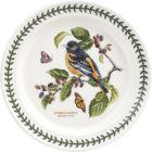 Buy Portmeirion Botanic Garden Birds Plate 25cm (BaltimoreOriole) at Louis Potts