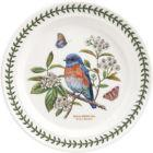 Buy Portmeirion Botanic Garden Birds Plate 25cm (WesternBluebird) at Louis Potts