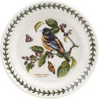 Buy Portmeirion Botanic Garden Birds Plate15cm (BaltimoreOriole) at Louis Potts