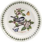 Buy Portmeirion Botanic Garden Birds Plate15cm (Chickadee) at Louis Potts