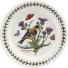 Buy Portmeirion Botanic Garden Birds Plate15cm (LesserGoldfinch) at Louis Potts