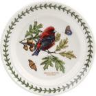 Buy Portmeirion Botanic Garden Birds Plate15cm (ScarletTanager) at Louis Potts