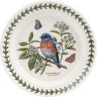 Buy Portmeirion Botanic Garden Birds Plate15cm (WesternBluebird) at Louis Potts