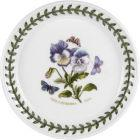 Buy Portmeirion Botanic Garden Bread Plate 13cm (Pansy) at Louis Potts
