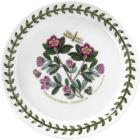 Buy Portmeirion Botanic Garden Bread Plate 13cm (Rhododendron) at Louis Potts