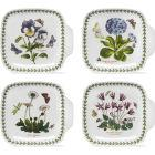 Buy Portmeirion Botanic Garden Canape Dish Set of 4 at Louis Potts