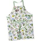 Buy Portmeirion Botanic Garden Chintz Apron Cotton Drill at Louis Potts