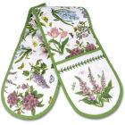 Buy Portmeirion Botanic Garden Chintz Double Oven Glove at Louis Potts