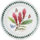 Buy Portmeirion Botanic Garden Exotic Plate 15cm (RedGinger) at Louis Potts