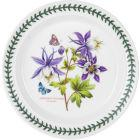Buy Portmeirion Botanic Garden Exotic Plate 25cm (Dragonfly) at Louis Potts