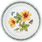 Buy Portmeirion Botanic Garden Exotic Plate 25cm (HawaiianHibiscus) at Louis Potts