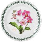 Buy Portmeirion Botanic Garden Exotic Plate 25cm (MothOrchid) at Louis Potts