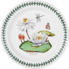 Buy Portmeirion Botanic Garden Exotic Plate 25cm (WhiteWaterLily) at Louis Potts