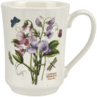 Buy Portmeirion Botanic Garden Flared Tankard Mug (SweetPea) at Louis Potts
