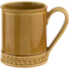 Buy Portmeirion Botanic Garden Harmony Embossed Tankard Mug Medium Amber at Louis Potts