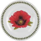 Buy Portmeirion Botanic Garden Picnic Salad Plate 20cm (Poppy) at Louis Potts