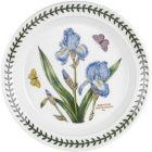 Buy Portmeirion Botanic Garden Plate 20cm (Iris) at Louis Potts