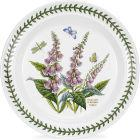 Buy Portmeirion Botanic Garden Plate 25cm (Foxglove) at Louis Potts