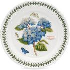 Buy Portmeirion Botanic Garden Plate 25cm (Hydrangea) at Louis Potts