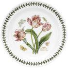 Buy Portmeirion Botanic Garden Plate 25cm (PinkParrotTulip) at Louis Potts