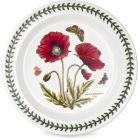 Buy Portmeirion Botanic Garden Plate 25cm (Poppy) at Louis Potts