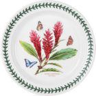 Buy Portmeirion Botanic Garden Plate 25cm (RedGinger) at Louis Potts