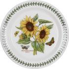 Buy Portmeirion Botanic Garden Plate 25cm (Sunflower) at Louis Potts