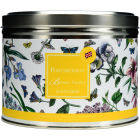 Buy Portmeirion Botanic Garden Silver Tin 3 Wick Wax Filled Candle Sunflower at Louis Potts