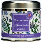 Buy Portmeirion Botanic Garden Silver Tin Wax Filled Candle Lavender at Louis Potts
