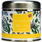 Buy Portmeirion Botanic Garden Silver Tin Wax Filled Candle Sunflower at Louis Potts