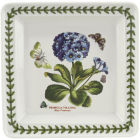 Buy Portmeirion Botanic Garden Square Plate 18cm (Primula) at Louis Potts
